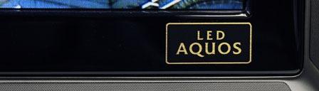 タイトル画像:LED AQUOS