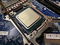 E5-2620 v2を2nd CPU/MemoryモジュールのCPUソケットへ