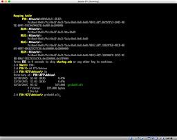 EFI ShellからOS起動(Debian jessieの場合)
