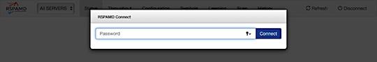 Web GUI へログイン