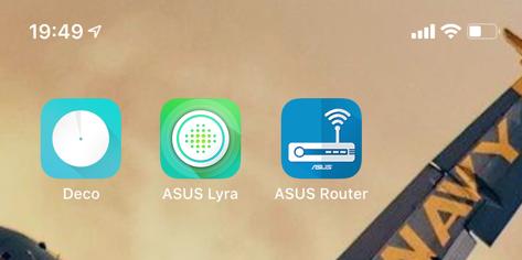 スマホアプリのアイコン