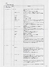 別表 学習者用端末仕様(1/3):教委情第435号 佐賀県学習用PC調達に係る公告(公報掲載)について(伺)